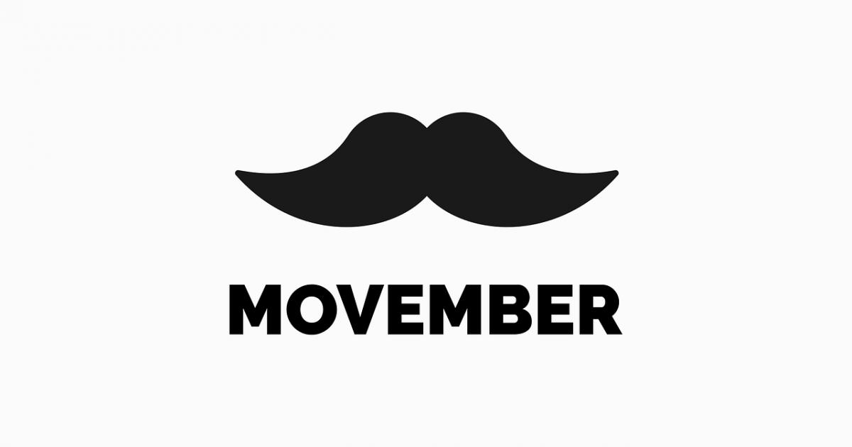 Movember e il mese della prevenzione maschile